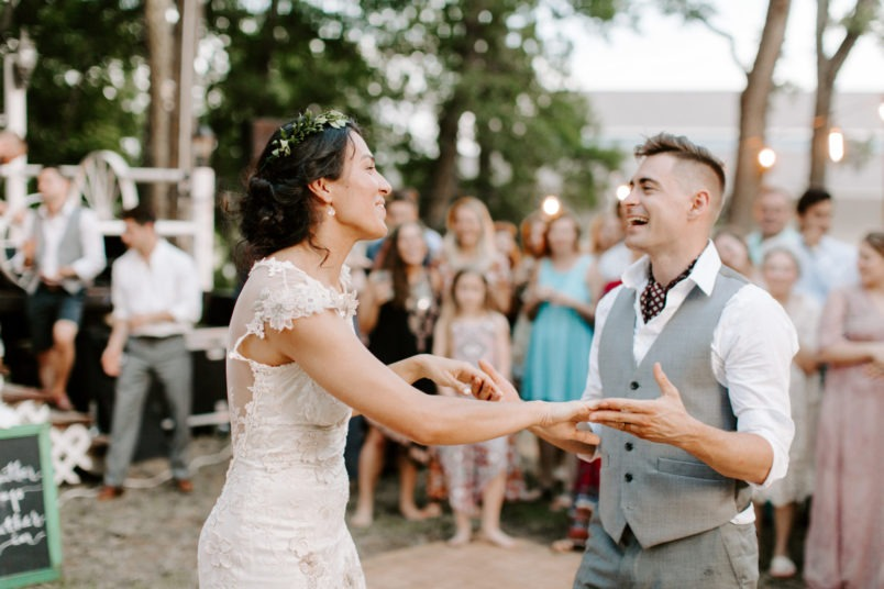 Read why this author claims the details of this celebration made it the best wedding ever.