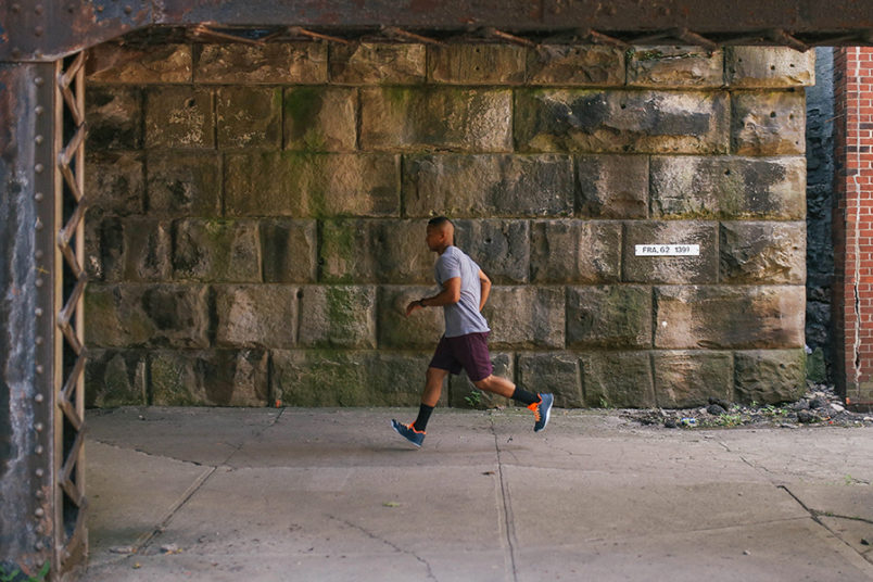 Download this free half marathon training guide to get from 1 mile to 13.1 miles in 14 weeks.