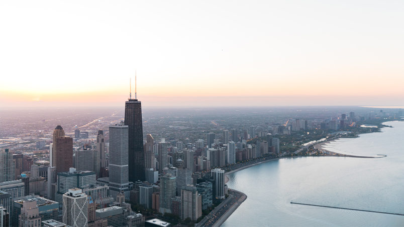 Grotto's travel guide for what to do in Chicago.