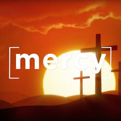 """St. Frances Xavier Cabrini quote on mercy: """"Prayer is powerful! It fills the earth with mercy."""""""