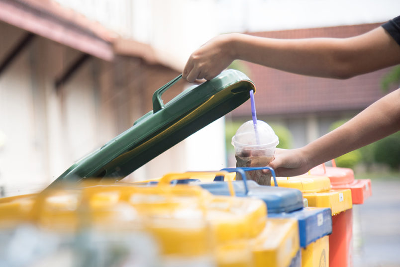 Learn about what 'wishful recycling' is and tips for stopping it.