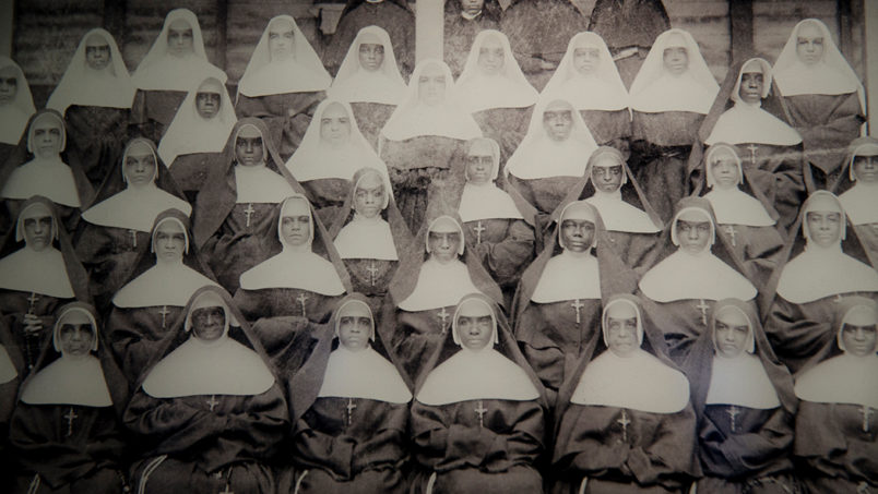 Learn about the untold history of black nuns in the US through America Magazine's podcast.