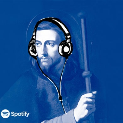 Who was St. James? Listen to this Spotify playlist inspired by his life.