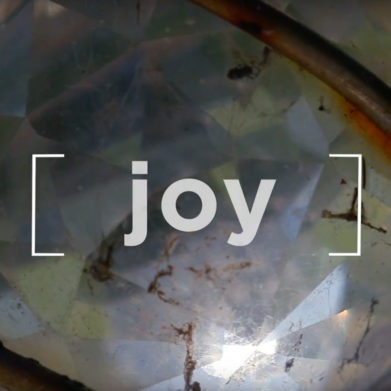 """St. Julian of Norwich quote on joy: """"The fullness of joy is to behold God in everything."""""""