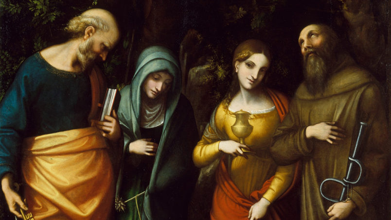 Discover a Catholic Saint for Every Myers-Briggs Type