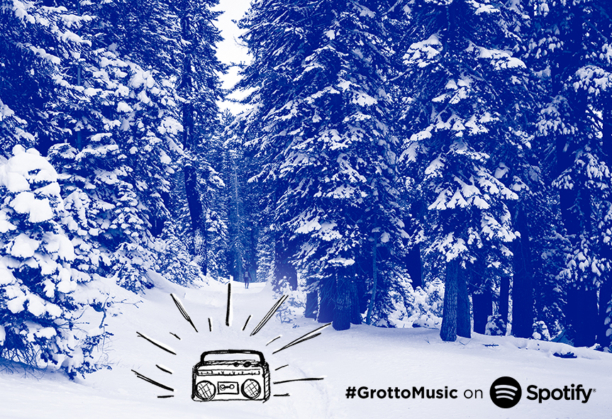Winter is among us! Listen to this winter Spotify playlist for all the cozy vibes.