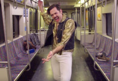 Playing air guitar has become a way to promote peace. Watch to find out why.
