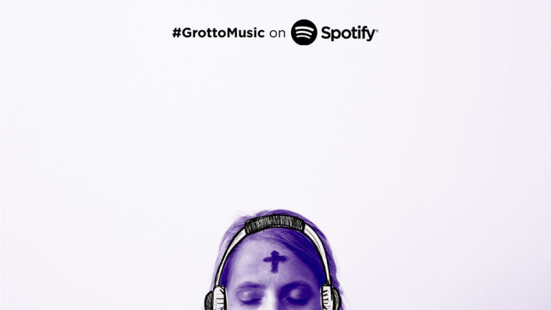 We at Grotto created this Ash Wednesday Spotify playlist inspired by the Lenten journey we're about to begin together.
