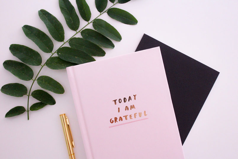 It's easy to focus on the negative aspects of life, but gratitude journaling can change your perspective.
