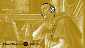 Who was St. Augustine of Hippo? Listen to this Spotify playlist inspired by her life.