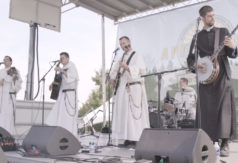 Meet this band of Dominican friars, who are sharing their love for God and music.