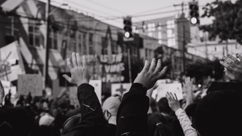 Learn how to be an ally in the fight for racial justice by following this author's tips.