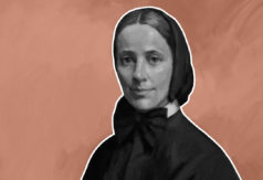 Meet the first American Saint, Mother Cabrini. Learn more about her here.