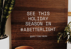 Live boldly in #ABetterLight by following along with our Advent resources here.
