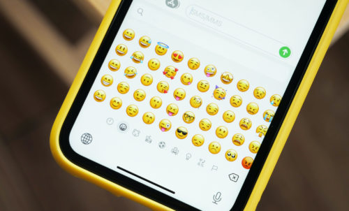 Find out what the emoji word of the year is here.