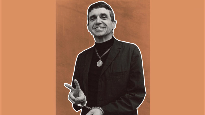 Meet Father Daniel Berrigan, a prophet for peace and one of the most important American Catholics of the 20th century.
